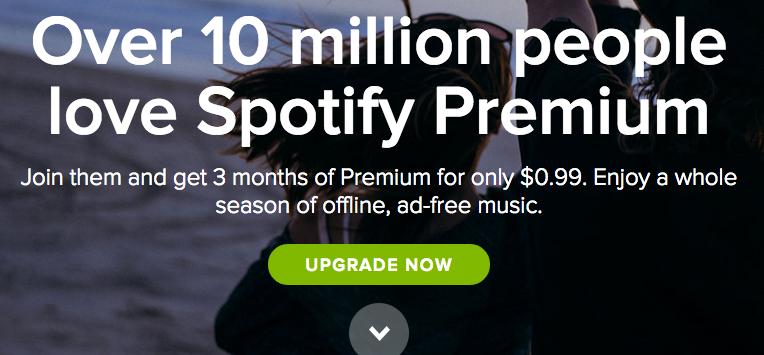 3 Months Spotify Premium for 1$ | Vibra Voice